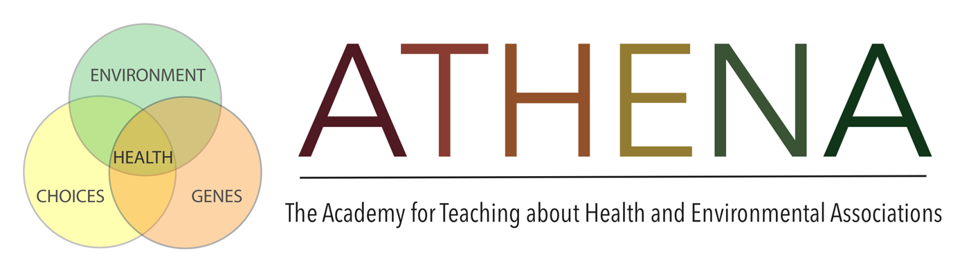 The Academy for Teaching About Health and Environment Associations (ATHENA)