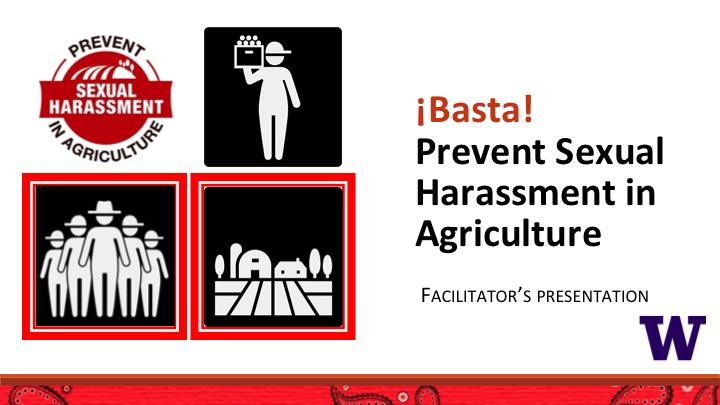 ¡Basta! slides (English)