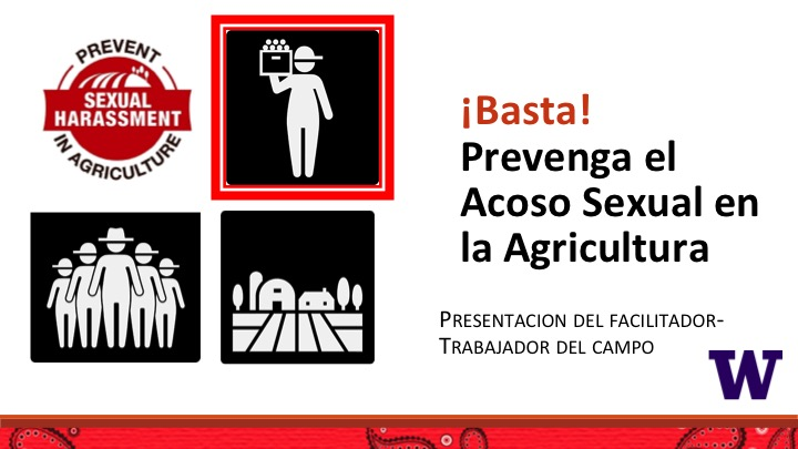¡Basta! slides(Spanish)