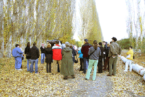 New Paths conference tour - participants 2008