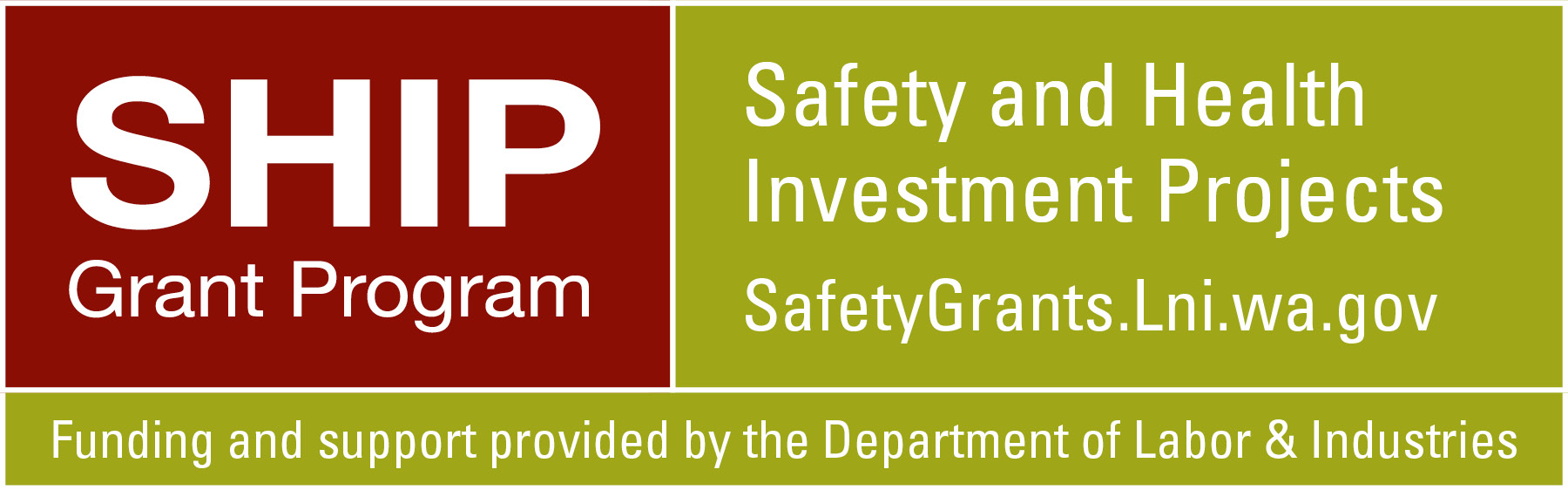 Logo for Safety and Health Investment Projects