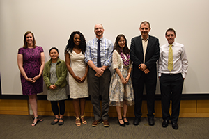 DEOHS's 2017 Doctor of Philosophy Graduates