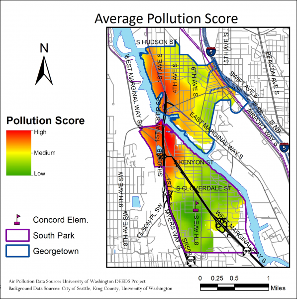 UW Researchers Team Up with Neighborhood Residents to Measure Diesel