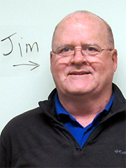 Computing Support Director and Guru, Jim Hogan, Retires After 15-year Tenure
