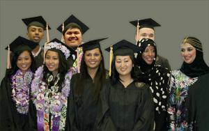 2013 Bachelor of Science Graduates