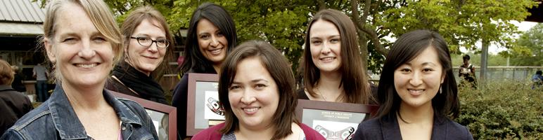 DEOHS 2013 Award Winners