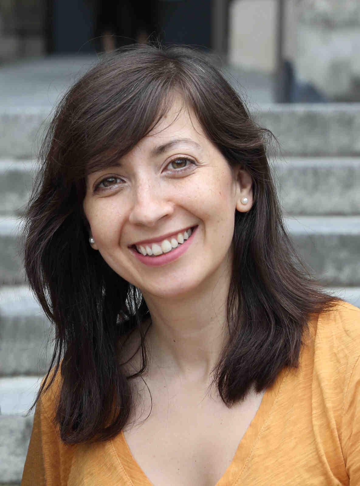 Headshot of Judit Marsillach